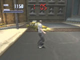 Tony Hawk's Pro Skater PlayStation Traffic is a problem on street levels