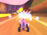 Speed Punks PlayStation Triple rocket launch