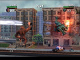 Rampage: Total Destruction PlayStation 2 Burst water mains can blow you right off the building!