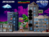Rampage: Total Destruction PlayStation 2 ...and the remake, Rampage World Tour