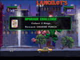 Rampage: Total Destruction PlayStation 2 Complete the objective at the start of each stage to receive a powerup or bonus