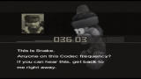 Ape Escape 3 PlayStation 2 Pipo Snake communicates with Snake via codec