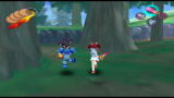 Ape Escape 3 PlayStation 2 This Teleborg attacks with twin clappers!