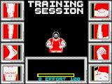 Geoff Capes Strongman ZX Spectrum Training