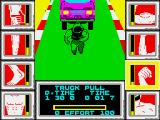 Geoff Capes Strongman ZX Spectrum The truck pull