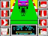 Geoff Capes Strongman ZX Spectrum The finish is in sight