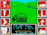 Geoff Capes Strongman ZX Spectrum Lifting a car onto its roof