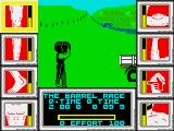 Geoff Capes Strongman ZX Spectrum Roll out the barrel