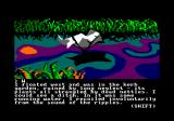 Scapeghost Amstrad CPC Water everwhere