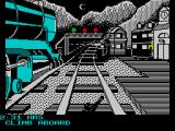 The Train: Escape to Normandy ZX Spectrum The day we caught the train