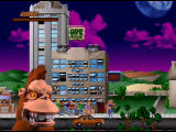 Rampage World Tour Nintendo 64 Before you start, you'll see a closeup of your monster, which will rush to the city