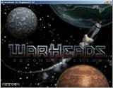 WarHeads SE Windows opening screen