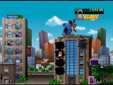 Rampage World Tour Nintendo 64 The security bonus prevents damage for a while - Ralph's is a bone