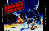 Star Wars: The Empire Strikes Back Atari ST Loading screen