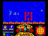 Captain Planet ZX Spectrum Exploding hearts are a symbol of glory
