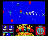 Captain Planet ZX Spectrum There is more action high up