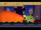 Paper Mario Nintendo 64 With Bowser super-powered, there's no way Mario will survive that