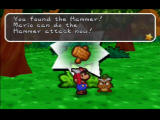 Paper Mario Nintendo 64 With the hammer, Mario can break blocks and attack enemies