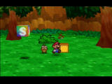 Paper Mario Nintendo 64 These rainbow blocks can save your progress