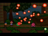 Paper Mario Nintendo 64 You can also use items, like the famous Fire Flower