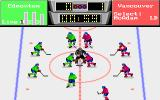 FaceOff! DOS Before a face off you select the player you want to be, you remain that player (even when you pass) until the next face off (VGA).