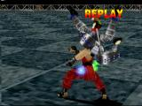 Tekken PlayStation Paul vs Yoshimitsu