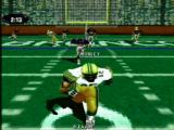 NFL Xtreme PlayStation Running play