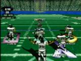 NFL Xtreme PlayStation At the line of scrimmage