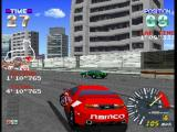 Ridge Racer Revolution PlayStation Third-person perspective