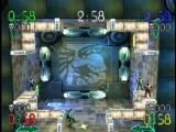 Blast Chamber PlayStation Four-player mode in Cornerblitz chamber