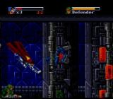 The Death and Return of Superman SNES Cyborg Superman's dive attack
