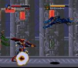 The Death and Return of Superman SNES Cyborg Superman's special