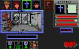 Zombi Atari ST I've died, only 3 left now