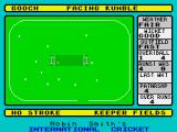 Robin Smith's International Cricket ZX Spectrum You can't score off every ball