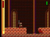 Rastan SEGA Master System A boss behind the gate