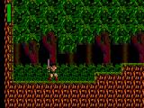 Rastan SEGA Master System In a spooky forest