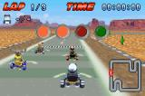Crazy Frog Racer Game Boy Advance Get ready....