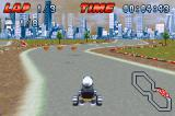 Crazy Frog Racer Game Boy Advance Another city-like scene
