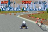 Crazy Frog Racer Game Boy Advance The crates up ahead contain powerups