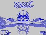 Zombi ZX Spectrum Loading screen