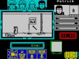 Zombi ZX Spectrum Politics in a French game?