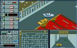 Chicago 90 Atari ST As a cop, crashed