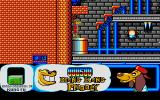 Hong Kong Phooey: No.1 Super Guy Atari ST On a barrel