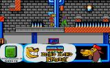 Hong Kong Phooey: No.1 Super Guy Atari ST Avoid those spikes