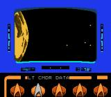 Star Trek: The Next Generation NES Orbiting a Planet