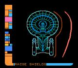 Star Trek: The Next Generation NES Quickly, raise the shields!