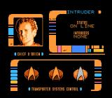 Star Trek: The Next Generation NES Mr. O'Brien, I need something transported