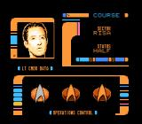 Star Trek: The Next Generation NES Mr. Data, set a course.