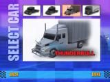Big Rigs: Over the Road Racing Windows Car selection