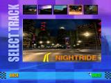 Big Rigs: Over the Road Racing Windows Track selection